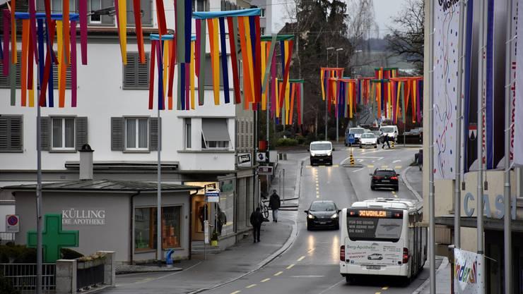 Die Aufwertung der Zentralstrasse wird jetzt vom Kanton allenfalls doch etwas früher an die Hand genommen.