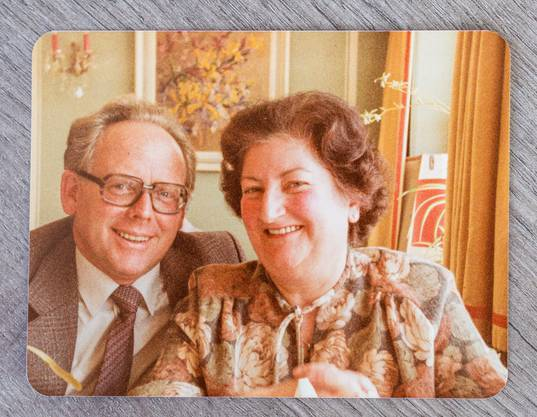 Sie sind seit 65 Jahren verheiratet.