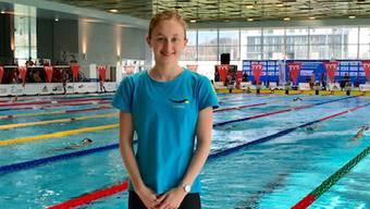 Sarina Liesch erreichte bei ihrer ersten Teilnahme an den Schweizermeisterschaften sogleich den B-Final.