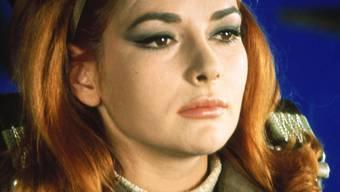 """Karin Dor in einer Szene des James-Bond-Films """"Man lebt nur zweimal"""". (Archiv)"""
