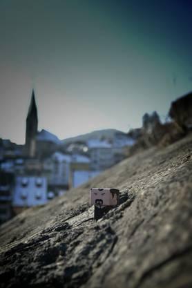 Bei der Felsenegg in Baden / Martin Bossert