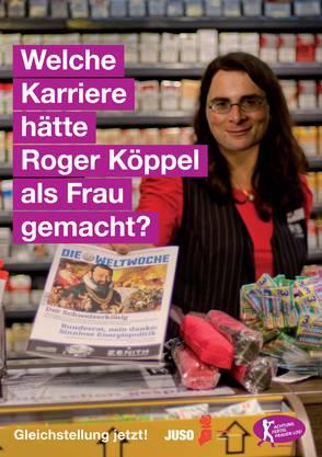 ...zeigt den «Weltwoche»-Chefredaktor Roger Köppel...