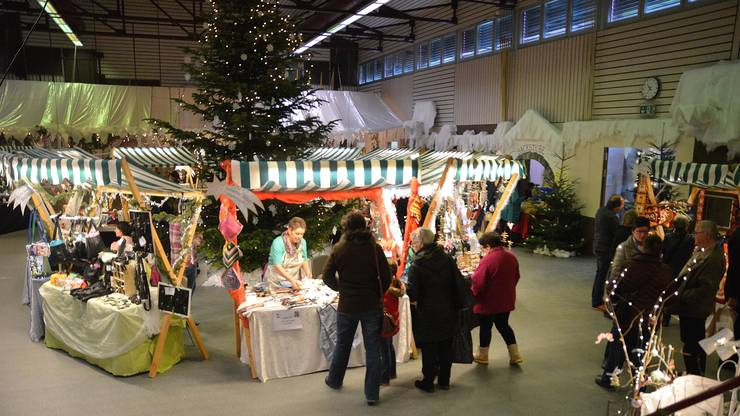 Adventsmarkt in Walterswil.