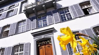 Das Regierungsgebäude in Liestal.