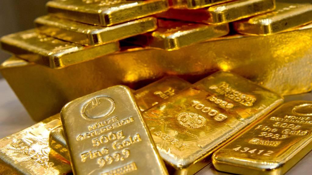Goldpreis steigt auf höchsten Stand seit 2012