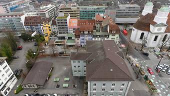 Im Schulraumplanungs-Bericht steht, dass «die zukünftige Nutzung des Schulhauses Hübeli rasch geklärt werden muss».