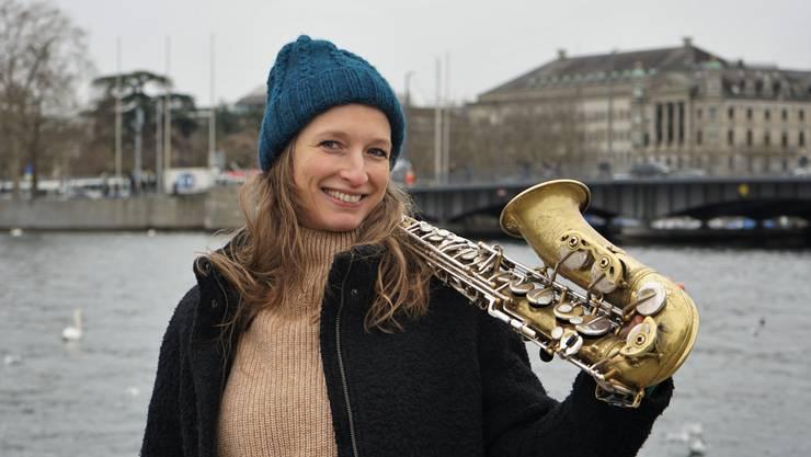 Nicole Johänntgens Woche ist mit Musik vollgepackt.