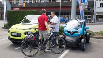 Tag der Elektromobilität Schlieren