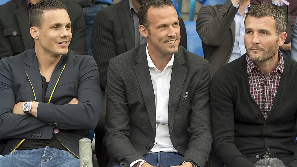 David Degen setzt sein Geld auf die Karte FC Basel