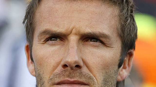 David Beckhams Schwester im Pech