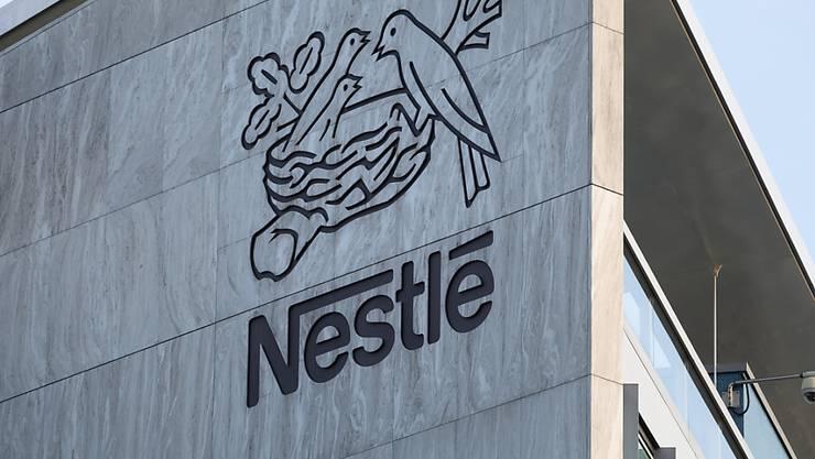 Will in die Forschung investieren: Nestlé-Konzern (Archivbild).