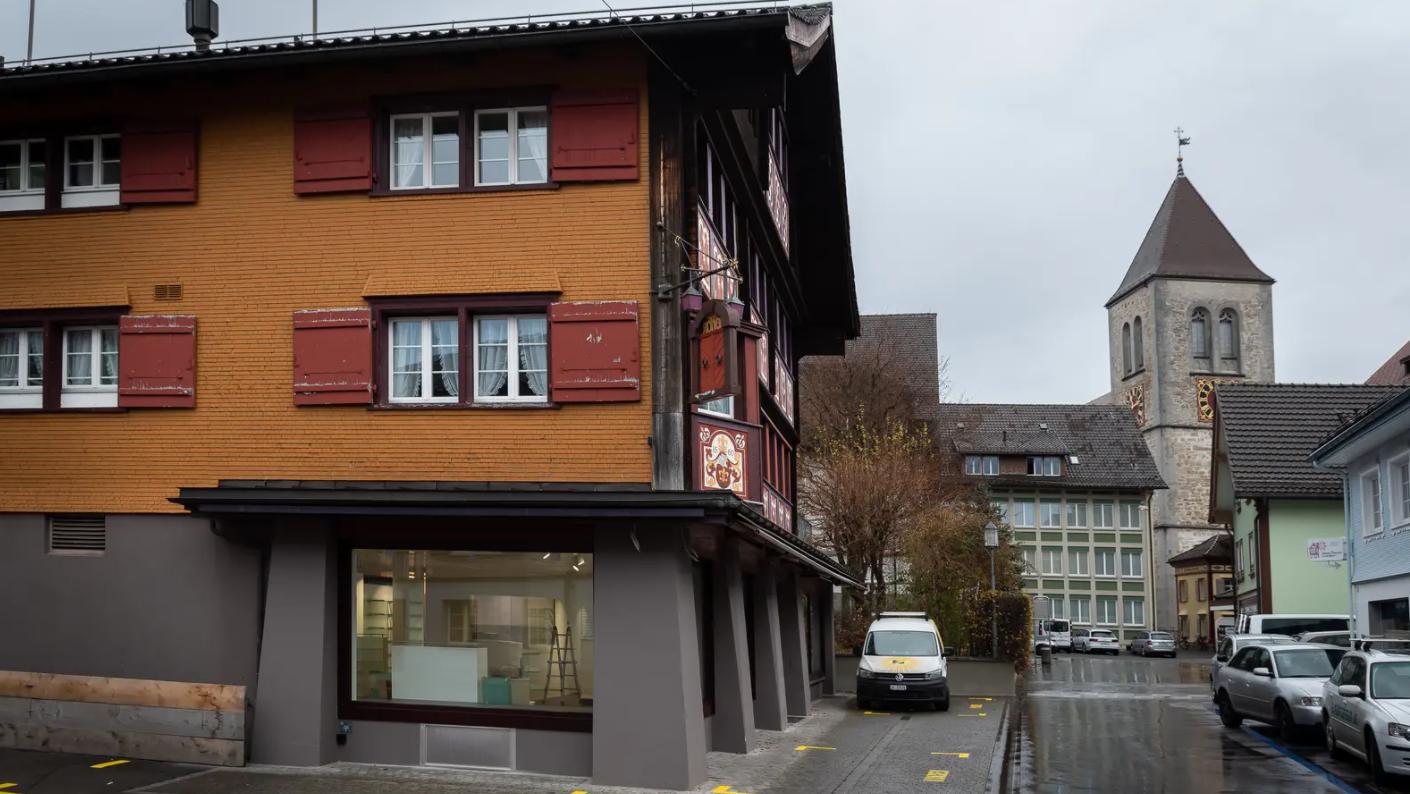 Marktgasse Appenzell