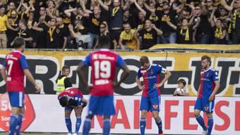 Geschlagene Basler: Die FCB-Spieler sind geknickt - und sparen nicht mit Selbstkritik