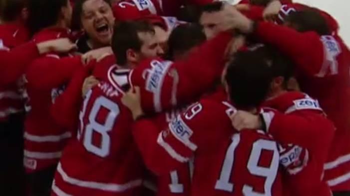 Kanada ist zum 26. Mal Weltmeister