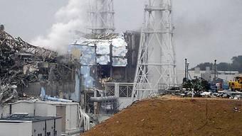 Nuklearinspektorat: «Die Lage in Fukushima zwar stabil sei, aber weiterhin kritisch».