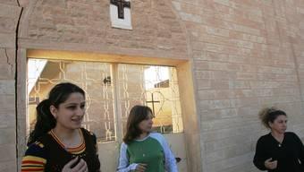 Christen im Irak (Archiv)