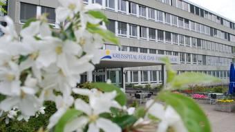 Hier sieht man positiv in die Zukunft: Regionalspital Muri.  Schambron