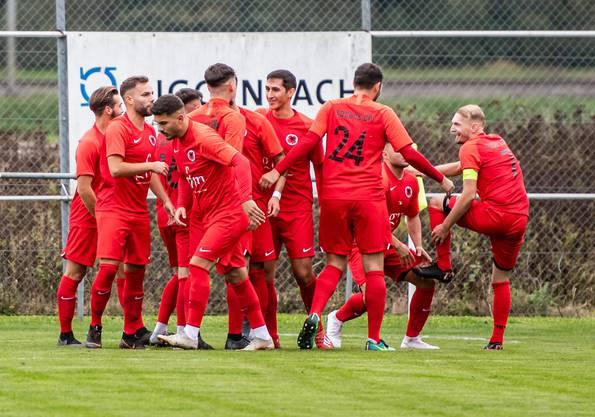Der FC Iliria überwintert erneut auf dem Thron der 2. Liga.