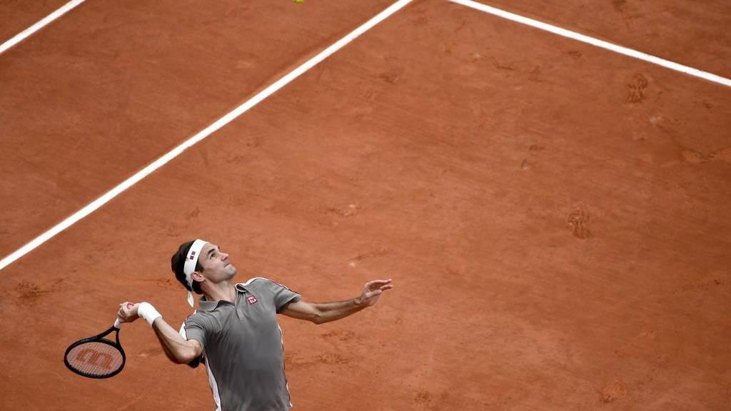 Ein Start nach Mass für Roger Federer