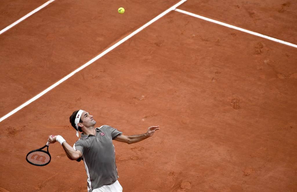 French Open: Federer ist zurück (© Keystone)