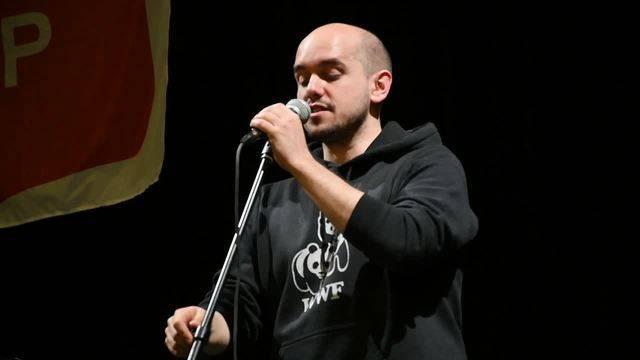 Renato Kaiser tritt mit seinem Programm «Renato Kaiser in der Kommentarspalte» am 19. Oktober auf.
