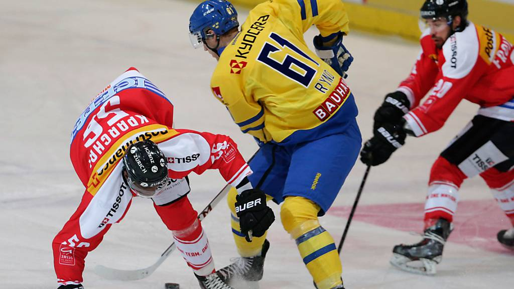Lugano verpflichtet schwedischen Stürmer