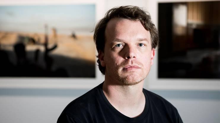 Der 40-jährige Fotograf Matthias Bruggmann aus Lausanne reiste mehrmals nach Syrien und Irak, zuletzt im Sommer 2017.