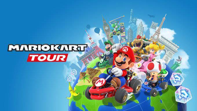 Yes! Mario Kart kommt auf das Smartphone