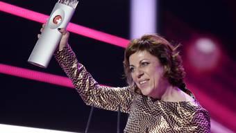 Den eigenen Weg gehen hat sich gelohnt: für ihren Film «Der Goalie bin ig» wurde Regisseurin Sabine Boss prämiert.