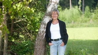 Regula Bachmann, WWF-Präsidentin. ZVG