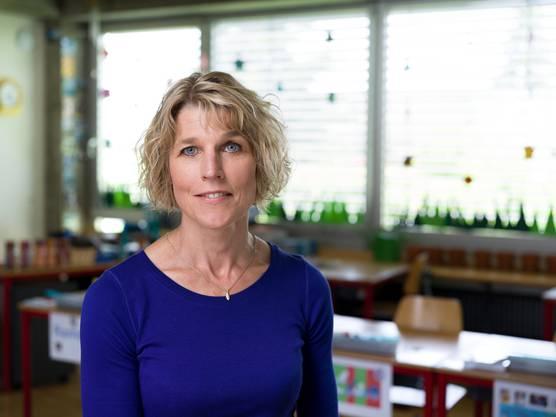 Dagmar Rösler, Präsidentin des Lehrerverbands LCH