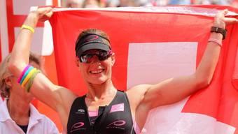 Siegreich in Australien: Caroline Steffen