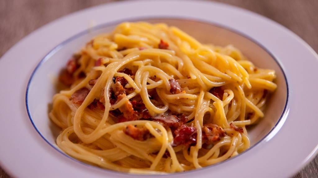 Spaghetti Carbonara von Eva