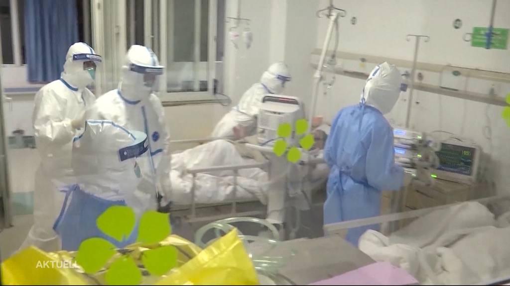 Coronavirus: Erstes Todesopfer in der Schweiz