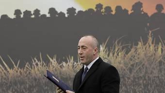 Kosovos Regierungschef Haradinaj hat nach der Auslieferung von Gülen-Anhängern in die Türkei eine Untersuchung angeordnet. (Archiv)