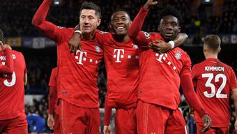 Gehen mit gutem Beispiel voran: Die Profis von Bayern München akzeptieren infolge der Coronavirus-Krise Lohneinbussen
