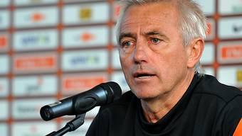 Bert van Marwijk verurteilte rassistisches Verhalten der Zuschauer