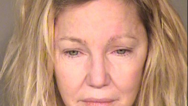 Ihr drohen bis zu acht Jahre Haft: US-Schauspielerin Heather Locklear. (Archivbild)