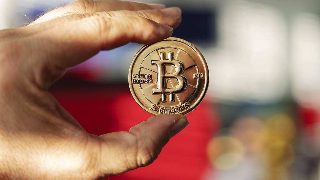 Wird im mittelamerikanischen Land zum offiziellen Zahlungsmittel: der Bitcoin.