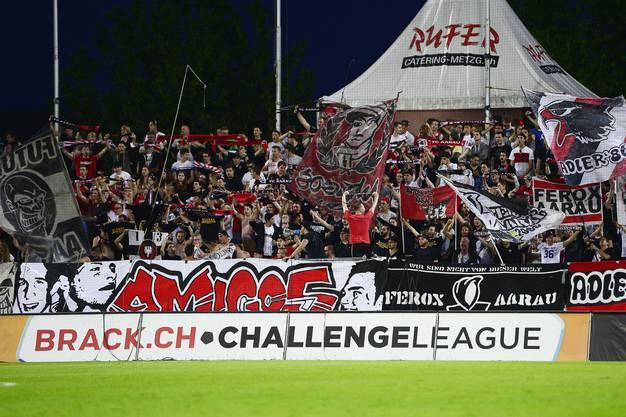Die FCA-Fans verabschiedeten ihre Mannschaft in die Sommerpause.