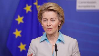 Ursula von der Leyen, Präsidentin EU-Kommission