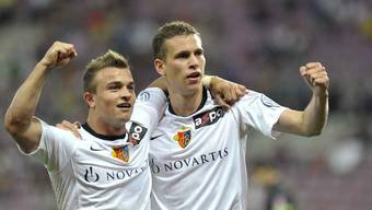 Basel gewinnt gegen Servette mit 4:0