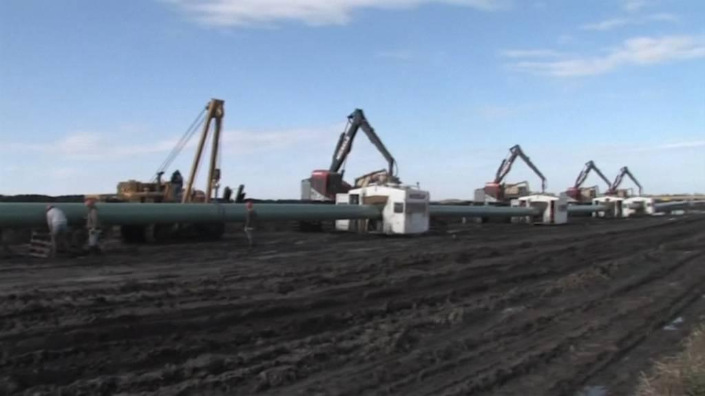 Mega-Pipeline-Projekt «Keystone XL» endgültig gescheitert