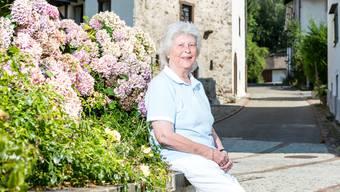 Die Oetwilerin schuf mit dem Fahrdienst eine Lebenshilfe für die Menschen im Dorf. Margrit Gähwiler hofft, dass das Angebot weiter Beachtung findet.