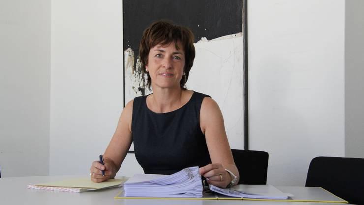«Die Bedeutung des Öffentlichkeitsprinzips wird in Zukunft noch zunehmen»: Judith Petermann Büttler.