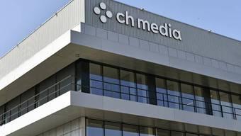 Der Hauptsitz von CH Media in Aarau.