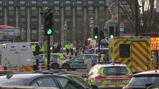 `London steht unter Schock`