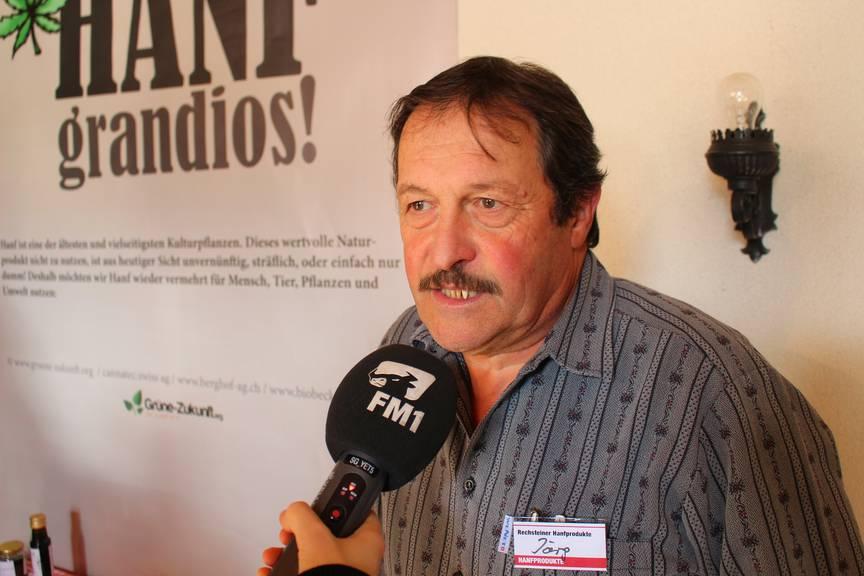 Jörg Rechsteiner © FM1Today