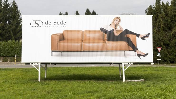 Der Möbelhersteller de Sede beliefert aus dem Zurzibiet die ganze Welt.