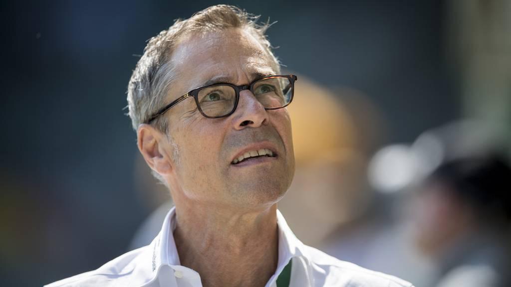 Präsident Hüppi: «Wir wollen nicht brillant sein»